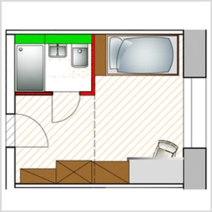 ground plan single apartment
